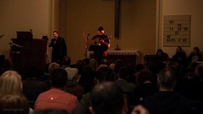 Michael van de Locht, 18.10.2013, Slam Poeten Lesung, Gladbeck