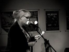 Angie San, 8.11.2013, CaféSATZ Poetry Slam, C@fe-42