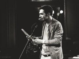 Gerrard Schueft, 8.11.2013, CaféSATZ Poetry Slam, C@fe-42