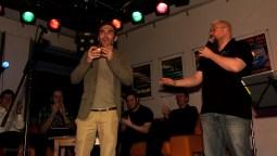 3. PLatz: Gerrard Schueft, 8.11.2013, CaféSATZ Poetry Slam, C@f