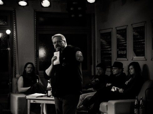 Michael Meyer, CaféSATz Poetry Slam, 6.12.2013