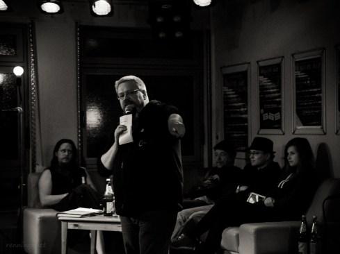 Michael Meyer, CaféSATz Poetry Slam, 6.12.2013