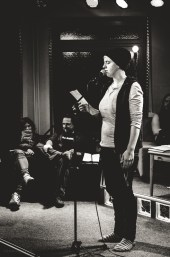 Awa, CaféSATZ Poetry Slam, C@fe-42, 6.12.2013