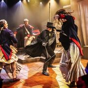 Zorro The Musical – Canal Street online