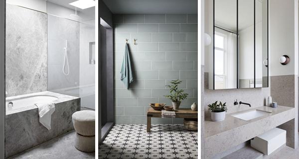 tendances salles de bain 2021