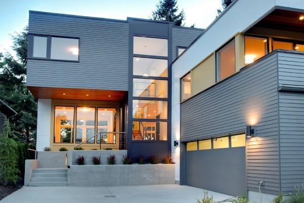 24 of the Best House Siding Ideas and Photos | RenoCompare on Modern Vinyl Siding Ideas  id=39038
