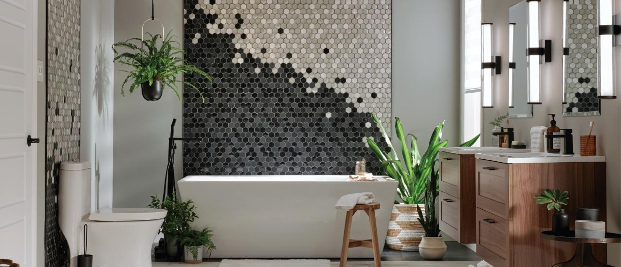 idees deco 2020 salle de bain noble