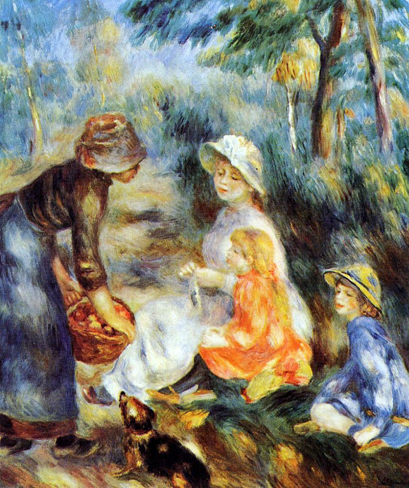 Image result for renoir paintings