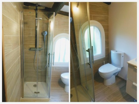 salle de bain bleue 2 après rénovation complète renov-bat-provence.fr