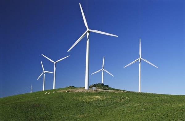 Los países que más energía eólica producen en la actualidad