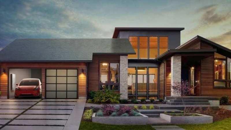 tejado de Tesla Solar Roof, el nuevo boom de Elon Musk
