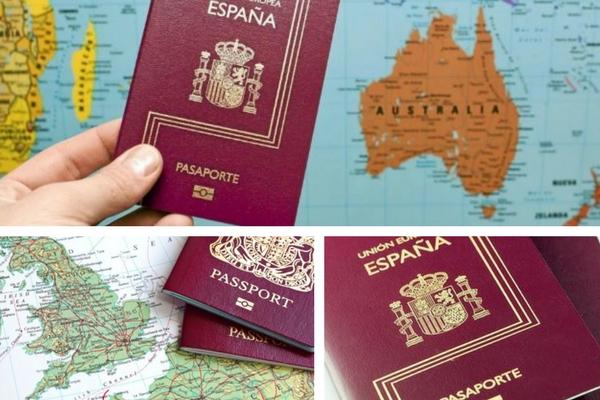 Preguntas frecuentes sobre el pasaporte y el dni - España.