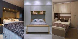 Idei de amenajare dormitor modern. Amenajarea Unui Dormitor Mic Idei Tehnici De Folosire Cat Mai Utila A Spatiului Si 48 Imagini