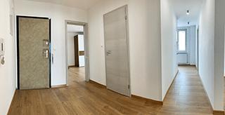 Rekonštrukcia bytu na Kramároch