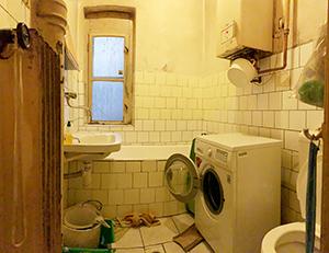 RENOVATE rekonštrukcia kúpeľne Palisády