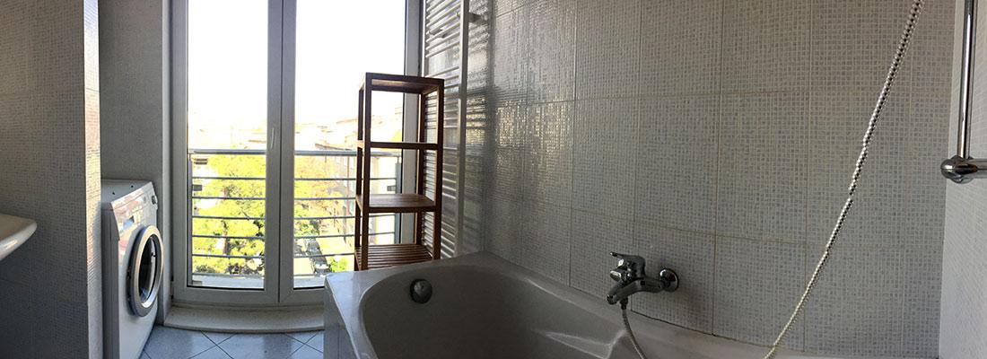Renovate rekonštrukcia kúpeľne pred