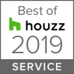 Houzz Best of 2019 - Client Satisfaction