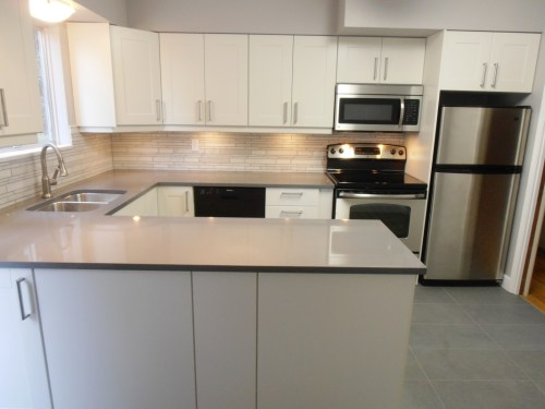 Redesign and renovation of 1960s kitchen
