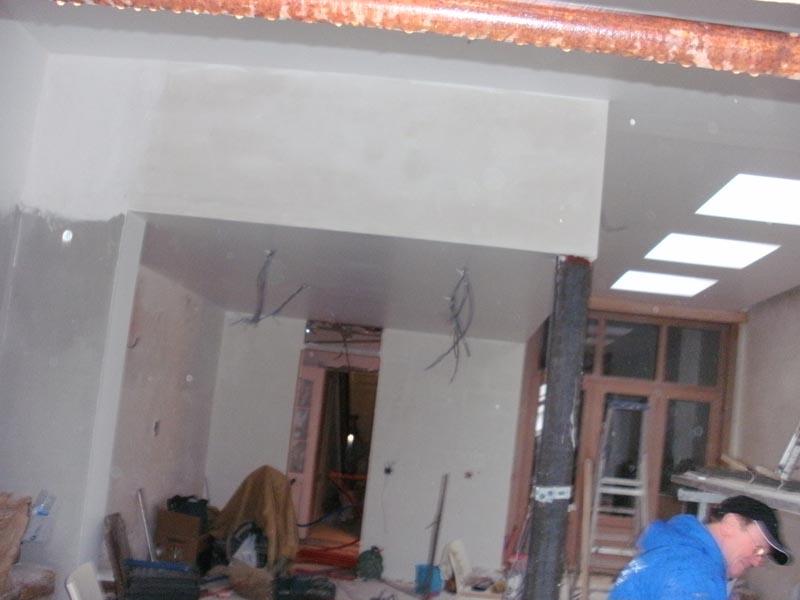 Bezetten Plafonds