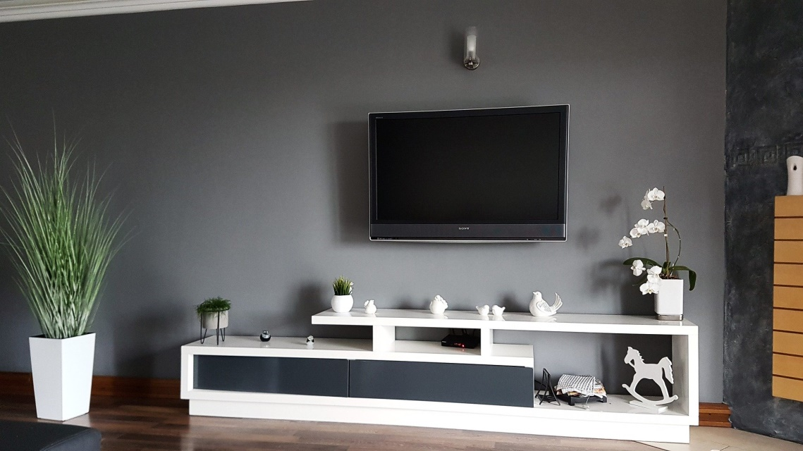 comment amenager un mur tv design dans
