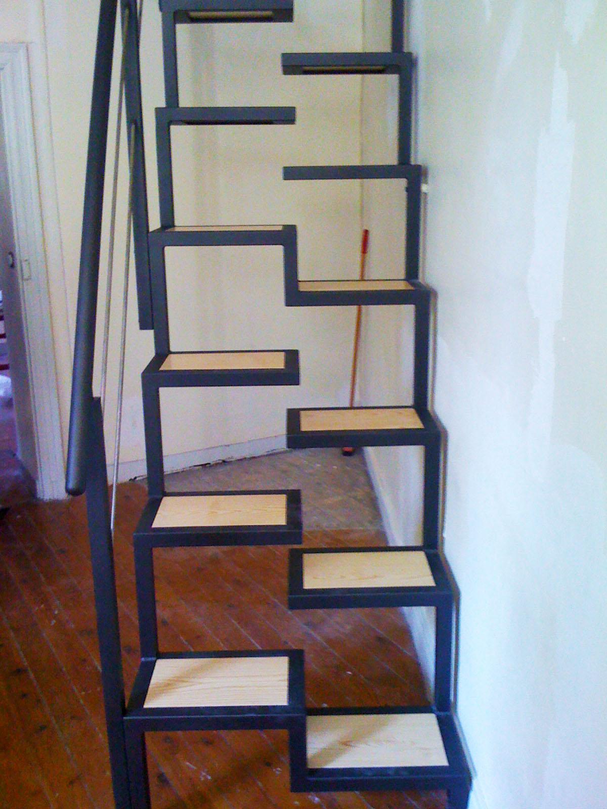 Escalier Pas Japonais Renoveo