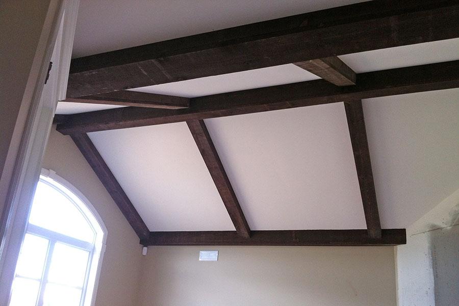 Eclairage Poutre Eclairage Plafond Avec Poutres Lgant