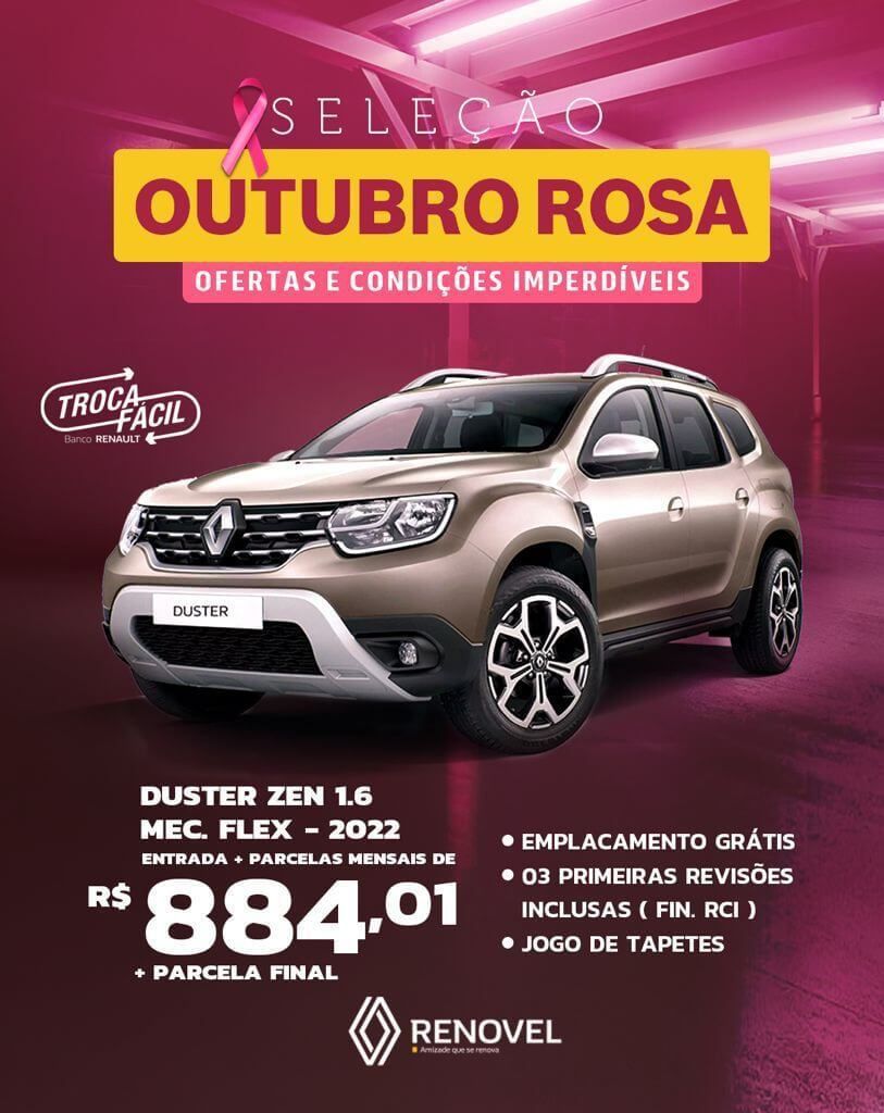 Duster Oroch Expression 1.6 2022