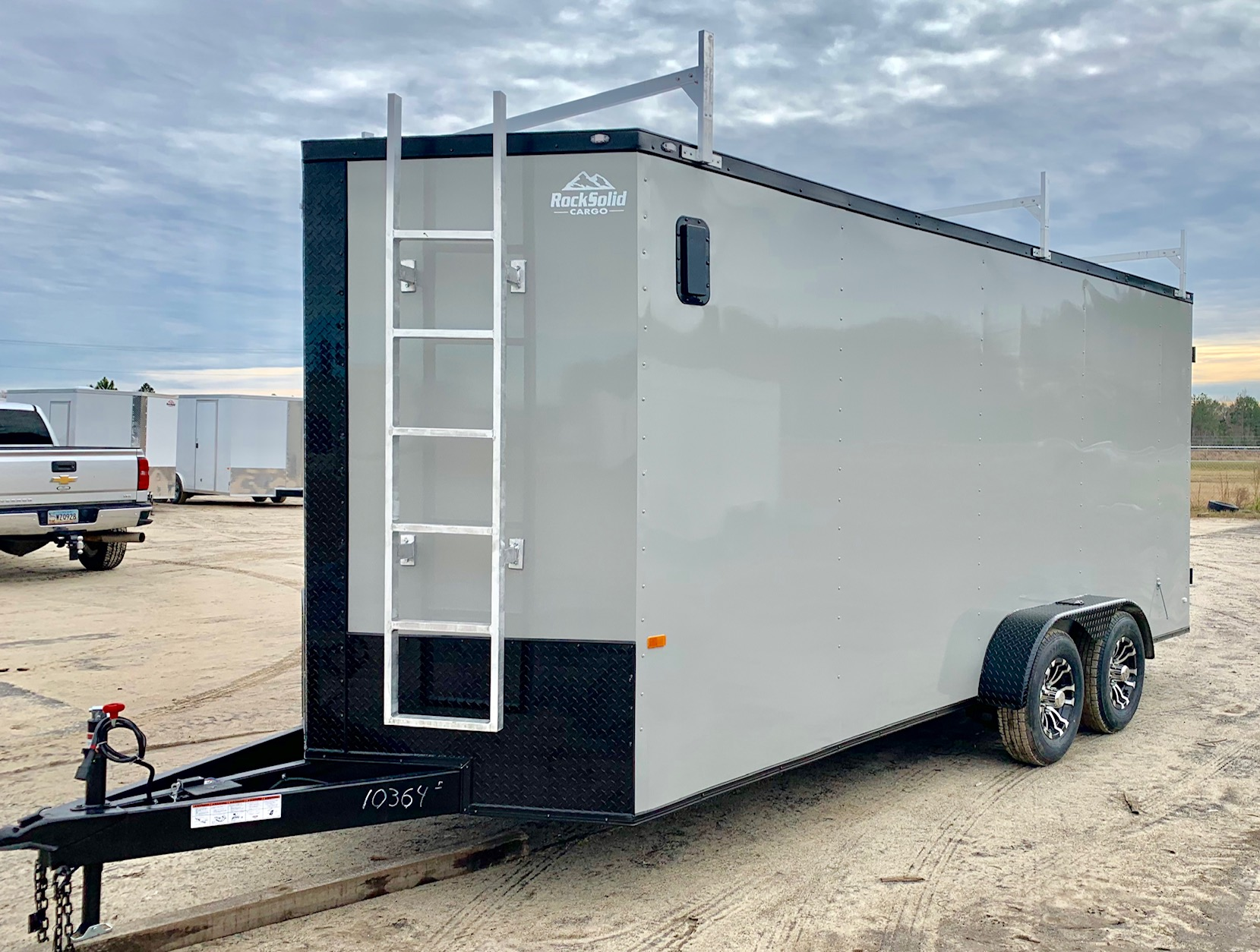 contractor trailers construction