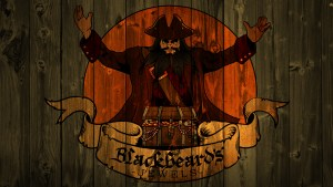 Pub Logo - Blackbeard's Jewels