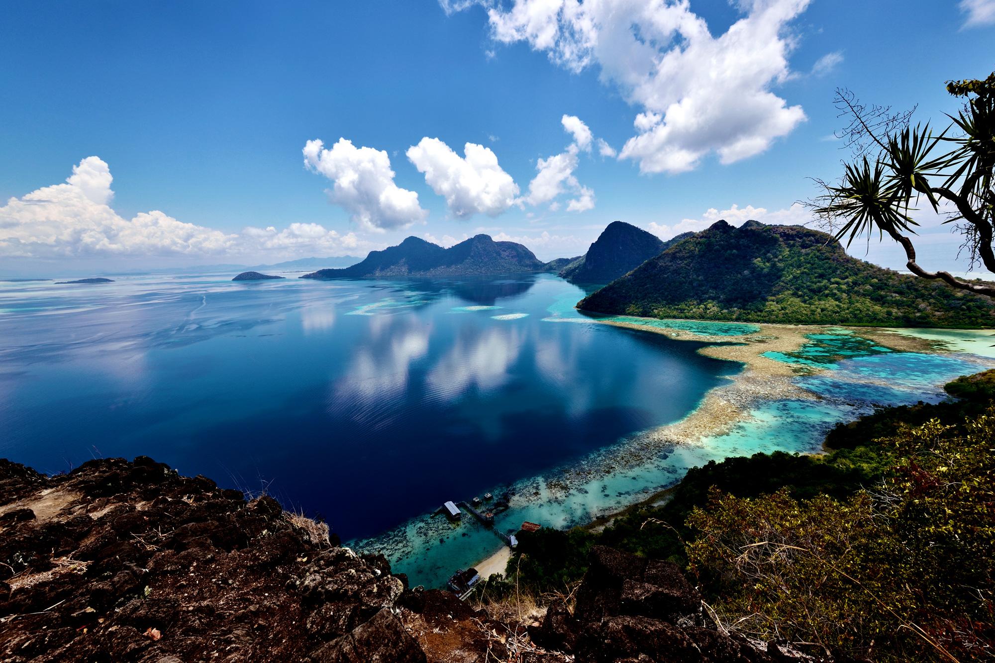 Sipadan islands ren scubaworx - Sipadan dive sites ...