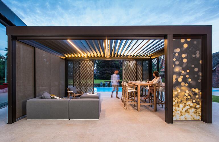 is a detached patio cover a good idea