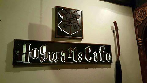 harrypotter harrypottercafe placesyoushouldsee magical hogwarts