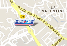 Agences De Location Voiture Et Utilitaire Marseille