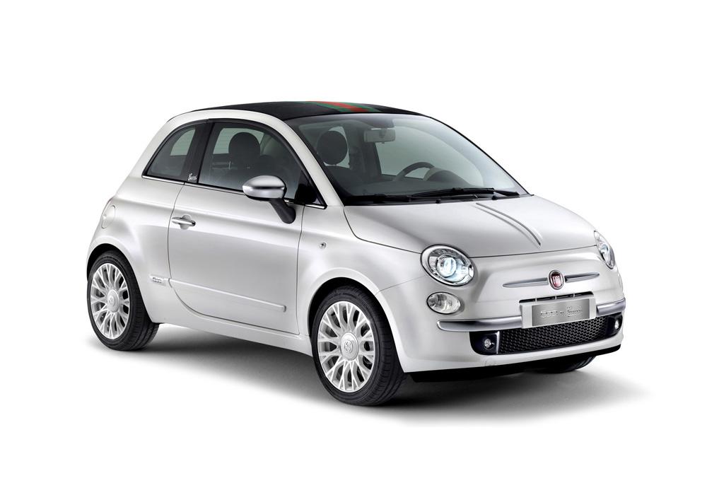 Fiat 500 Car Hire