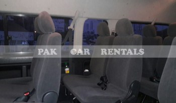 Toyota Hiace Grand Cabin full