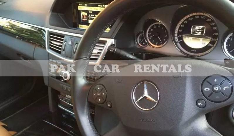 Mercedes Benz E Class A.T full