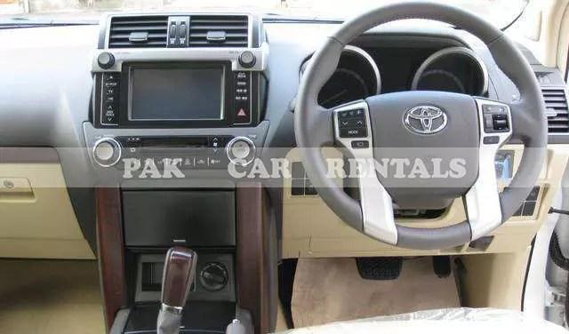 Toyota Prado TX 2017 full