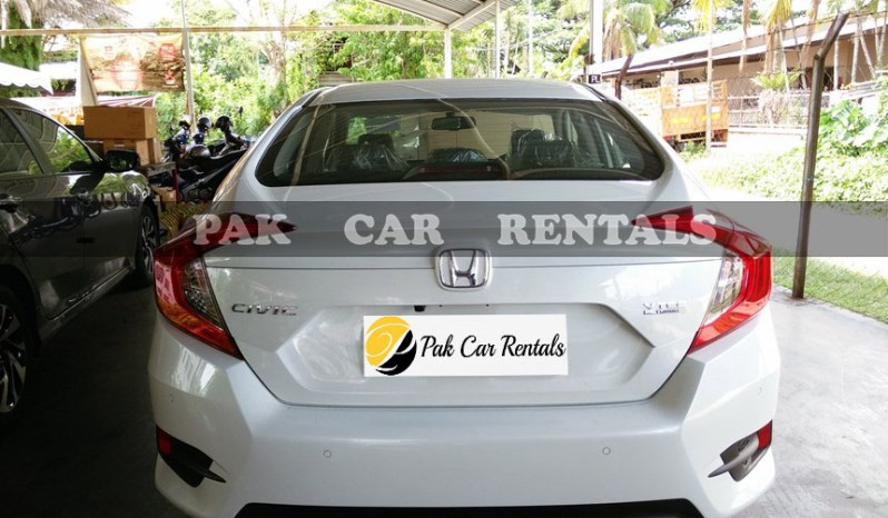 Honda Civic VTI 2017 A.T full