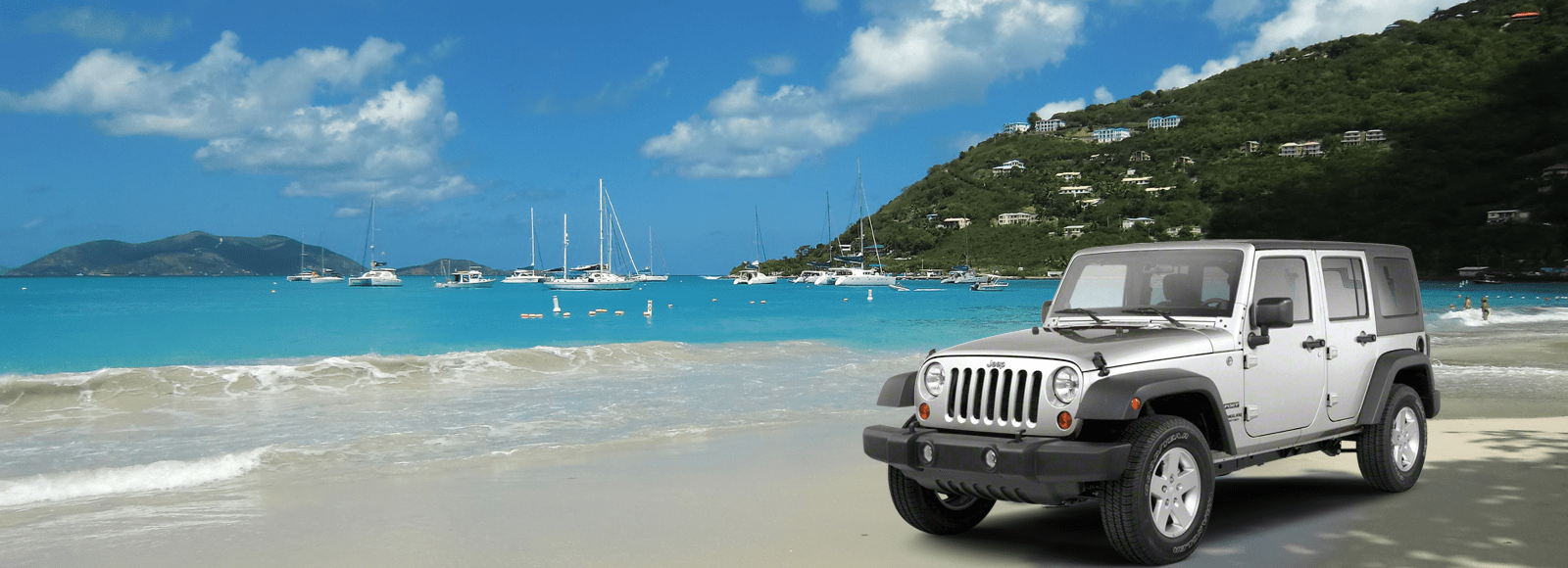 St-Maarten_beach+Jeep