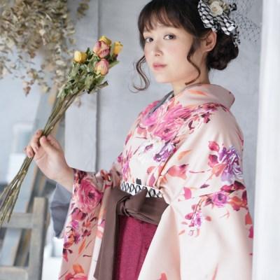 やさしくロマンティック☆ウエスタンフラワー/ピンク