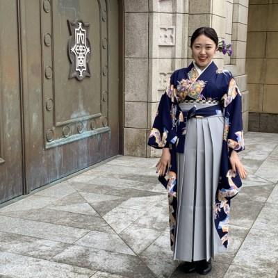 着物姫の卒業袴をお召しになったお客様の口コミ