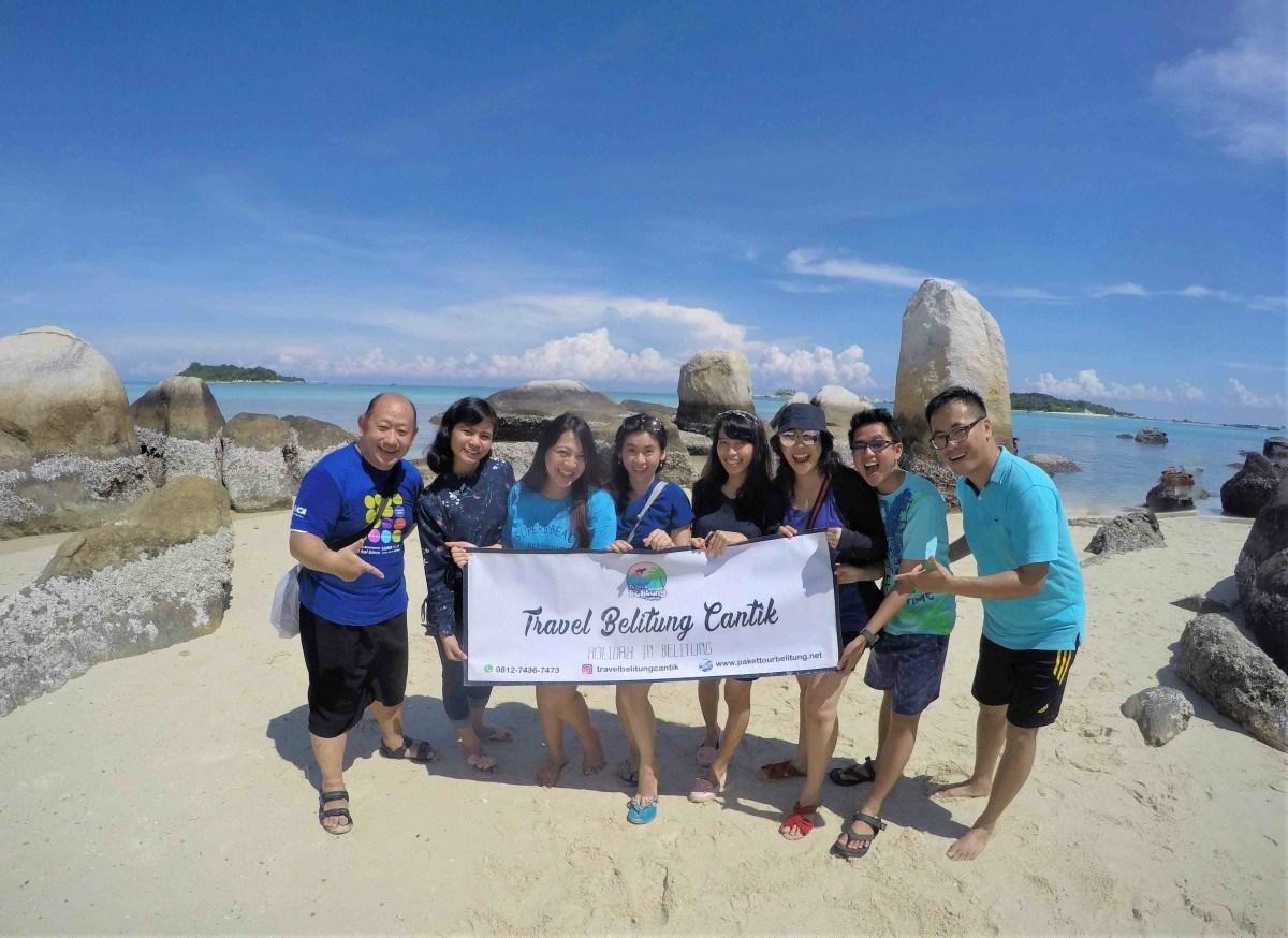 Belitung tour agency