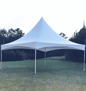 Luxe Event Rental Tent 20 x 20 FT Rental