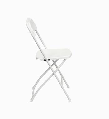 White Folding Chairs Atlanta Rental