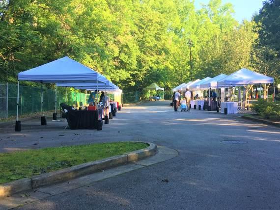 10 x 10 Popup Tent Lender Event