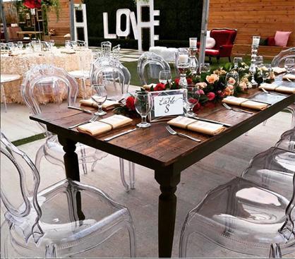 Belle Chair Rentals Luxe Event Rental