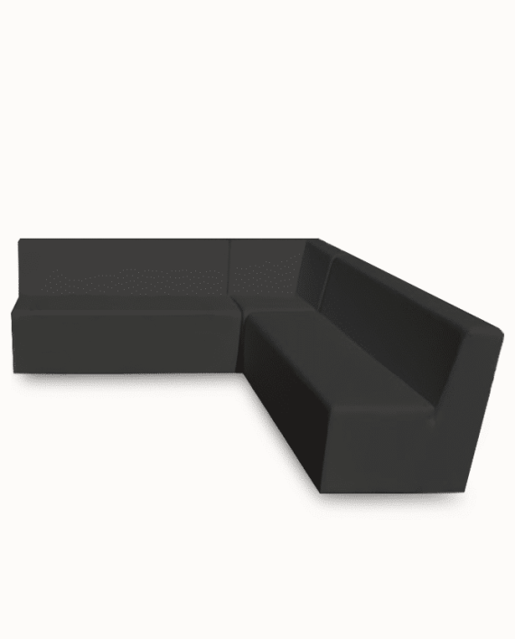 Black Sectional Sofa Rentals