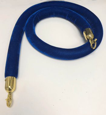 VIP ROPE RENTAL BLUE ATLANTA STANCHION PARTY RENTALS