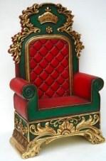 Santa Claus Chair