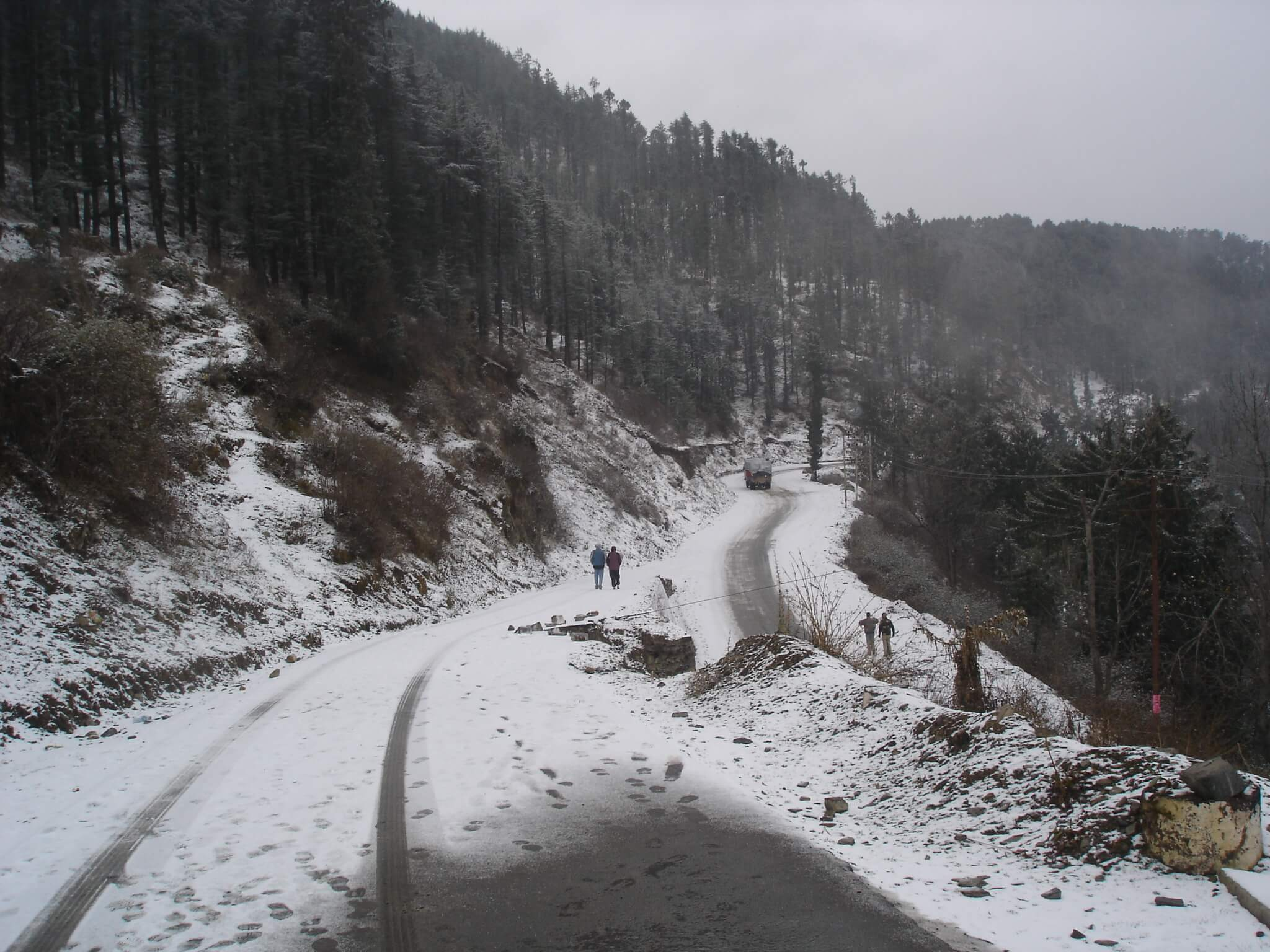 Road Trip to Shimla- A Perfect Getaway for Summer